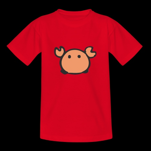 Flumdu_Family Crab - Teenage T-shirt
