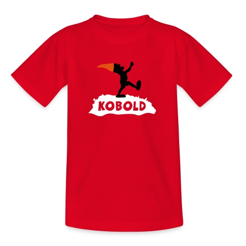 Kobold - Teenager T-Shirt