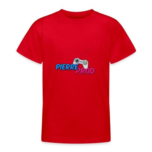 LOGO PIERREPROD - T-shirt Ado