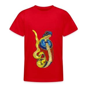 Altägyptische Göttin Wadjet - Teenager T-Shirt