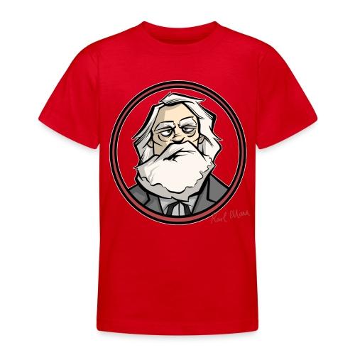 Karl Marx - Teenager T-Shirt