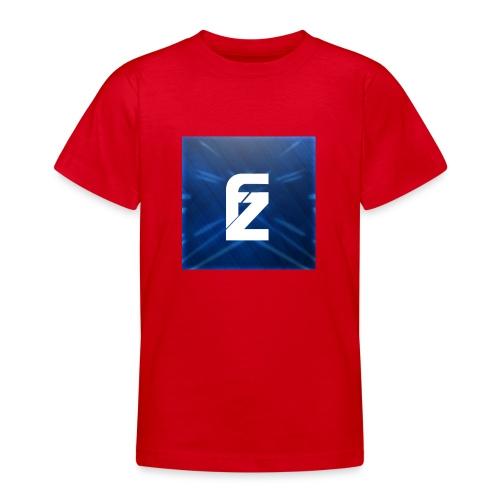 FLeXzZ_Logo_YT - Teenager T-shirt