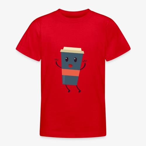 Caffee - Teenager T-Shirt