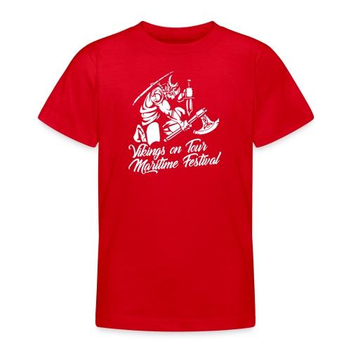 Viking Maritime - Teenage T-shirt