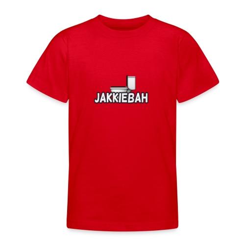JakkieBah Merch - Teenager T-shirt