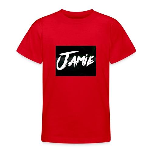 Jamie - Teenager T-shirt