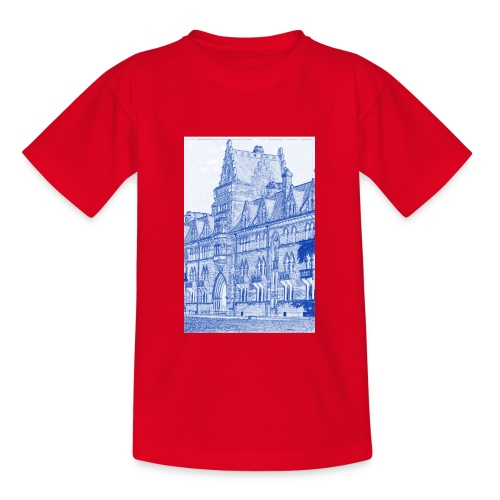 Oxford Architecture Design - Teenage T-Shirt