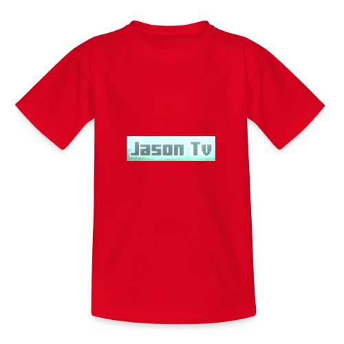 Jason Tv - Teenager T-Shirt