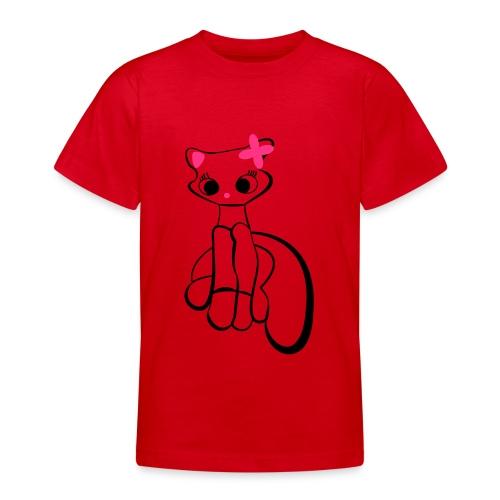 Maja gräddnos - T-shirt tonåring