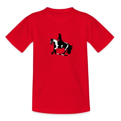 Tinker Galopp I Stange - Teenager T-Shirt