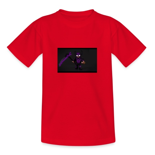 Herobrine 2 v - Teenager T-Shirt