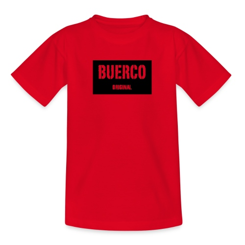 BUERCO - Teenager T-shirt