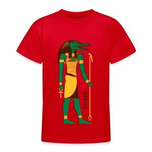 SOBEK God of Egypt - Teenager T-Shirt