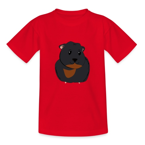 Cavia Zwattie - Teenager T-shirt