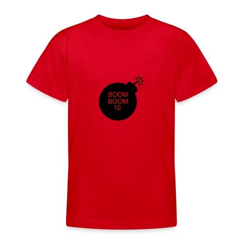 BOOMBOOM10 - Teenage T-Shirt