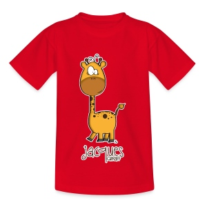 JACQUES Giraff - Teenager T-Shirt