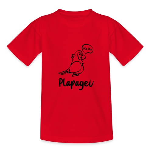Plapagei - Teenager T-Shirt