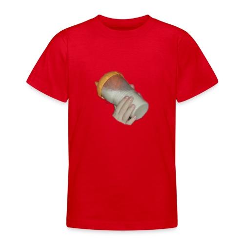 baby bottle - T-skjorte for tenåringer