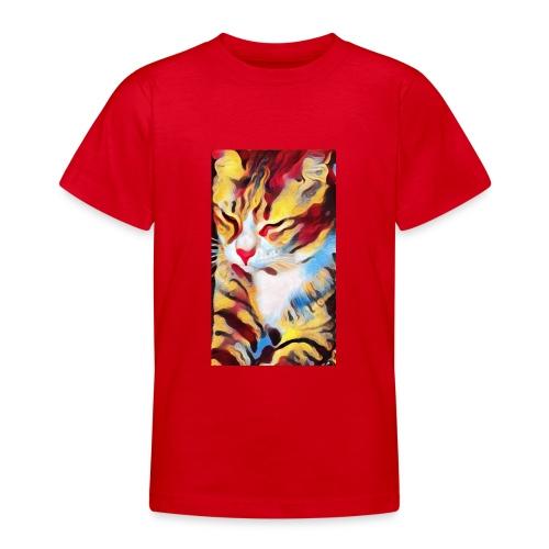 Streetcat Honey - Teenager T-Shirt