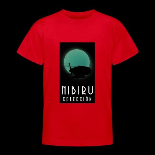 colección Nibiru - Camiseta adolescente
