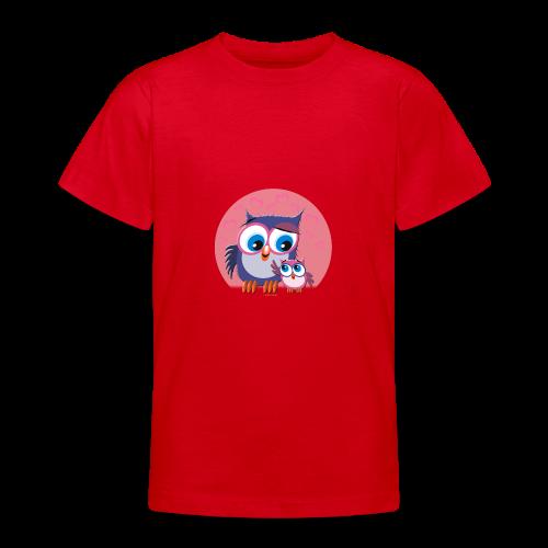 10-31 OWLS - PÖLLÖT - Nuorten t-paita