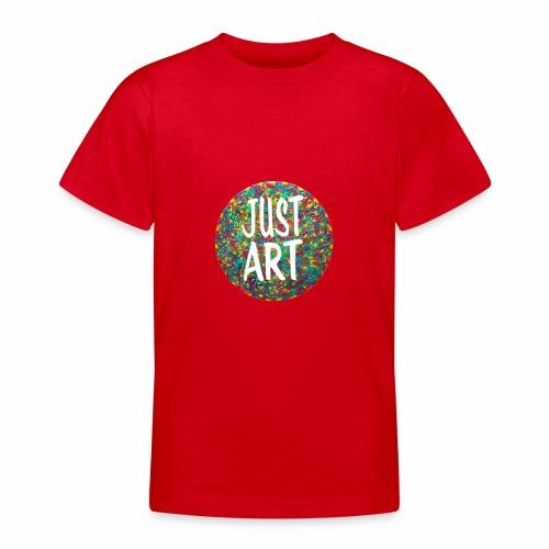 Kunst Edih Lassiat - Teenager T-Shirt