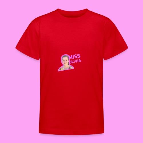 MissOlivia kindermerch - Teenager T-shirt