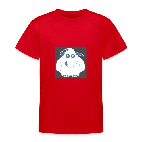 Pinky Monster - Teenage T-Shirt
