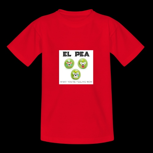 EL Pea - What You re Feeling Now - Teenage T-Shirt