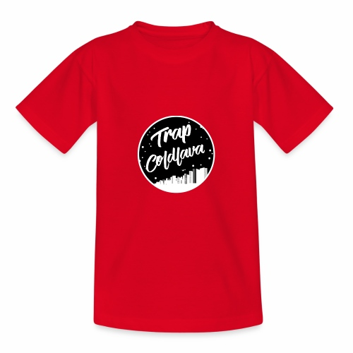 TrapColdLava - Teenage T-Shirt