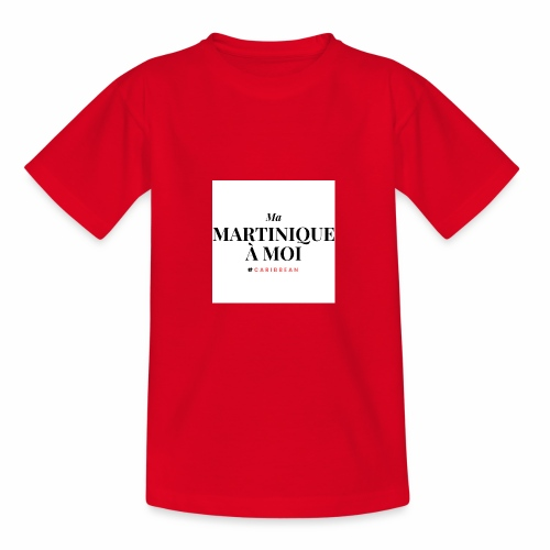 Ma Martinique à Moi - T-shirt Ado