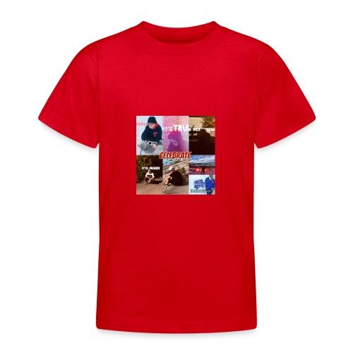 19961CC7 D049 4CF5 822B 3AABE968AF21 - T-shirt tonåring