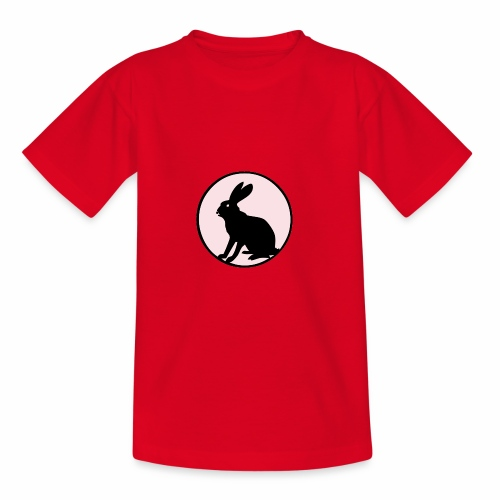 370ty Hase - Teenager T-Shirt