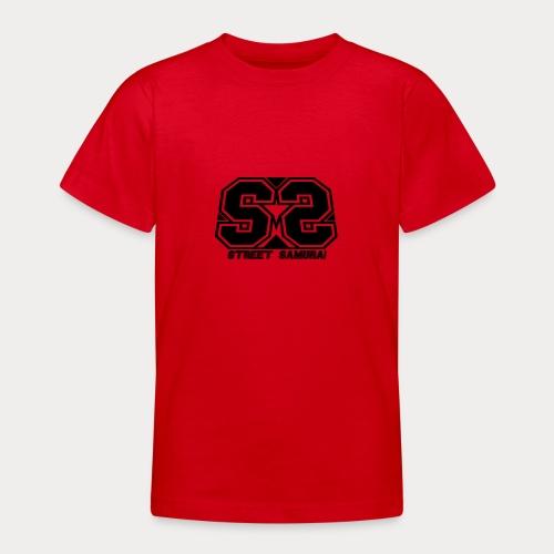 SS Streetsamurai STAR - Teenager T-Shirt