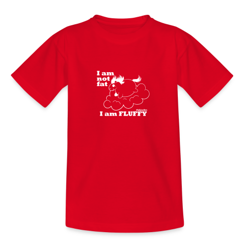 fluffy_baby - Teenager T-Shirt