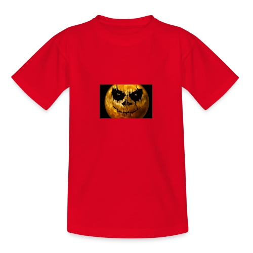 Halloween Mond Shadow Gamer Limited Edition - Teenager T-Shirt