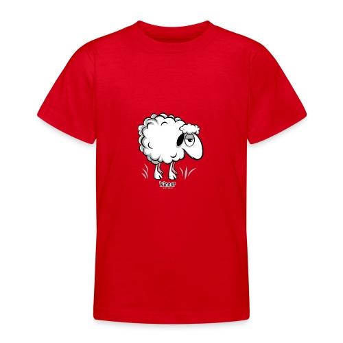 10-46 WINNER SHEEP - Products - Nuorten t-paita
