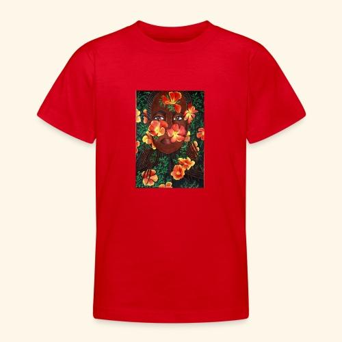 California poppy - Nuorten t-paita
