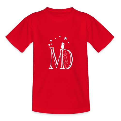 MadriG - Camiseta adolescente