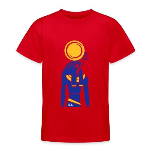 RA – Sonnengott - Teenager T-Shirt