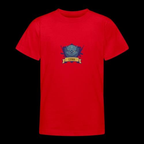 logo coma - T-shirt Ado