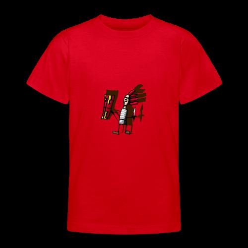 Romano color pantone - Camiseta adolescente
