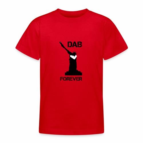 DAB FOREVER STATUE OF LIBERTY - Maglietta per ragazzi