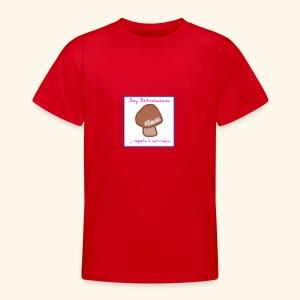 Soy Setamaniaco - Camiseta adolescente