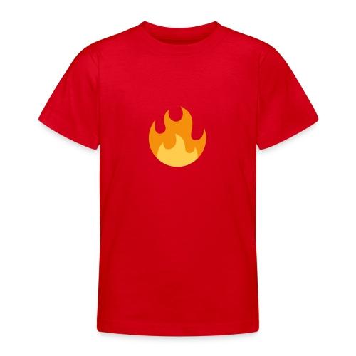 La flamme ! - T-shirt Ado