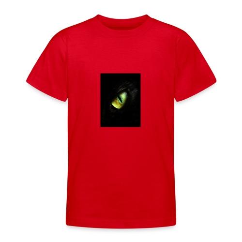Reptil eyes - Camiseta adolescente
