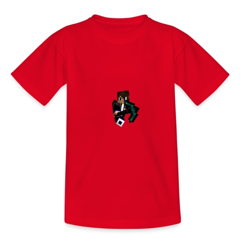 Pils10-Minecraft Style - Teenager T-Shirt
