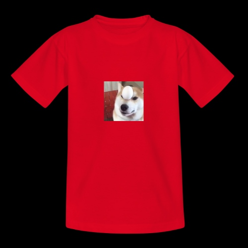 dog - Teenage T-shirt