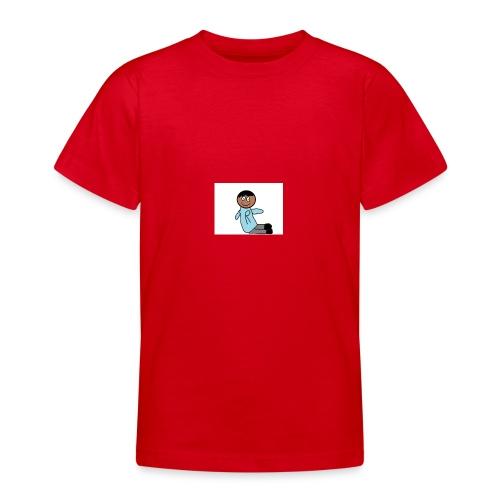 das team r - Teenager T-Shirt