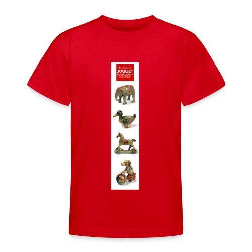 Joguets 1 / Juguetes 1/ Jouets 1/ Toys 1 - Camiseta adolescente
